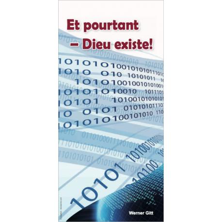 Frans, Traktaat, En Hij bestaat toch!, Werner Gitt