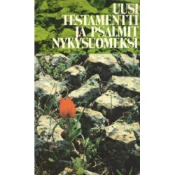Fins, Nieuwe Testament + Psalmen, Medium formaat, Paperback