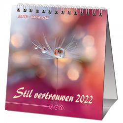 Nederlands, Kalender, Stil vertrouwen, 2022