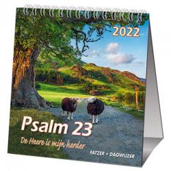 Nederlands, Kalender, Psalm 23, 2022