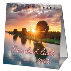 Nederlands, Kalender, Stralend licht, 2022