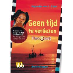 Nederlands, Kinderbijbels Dagboek, Geen tijd te verliezen, Annette Doggen