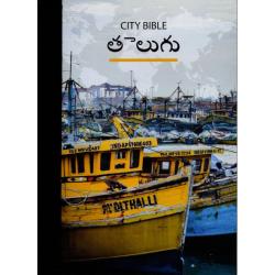 Telugu, Nieuw Testament, ERV, Klein formaat, Paperback