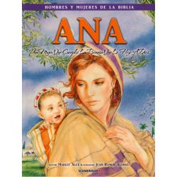 Spaans, Kinderbijbelboek, Hannah, Anne de Graaf