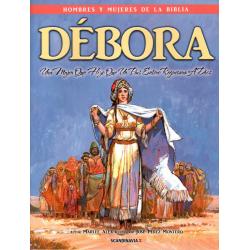 Spaans, Kinderbijbelboek, Deborah, Anne de Graaf