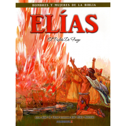 Spaans, Kinderbijbelboek, Elia, Anne de Graaf