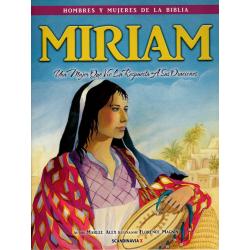 Spaans, Kinderbijbelboek, Mirjam, Anne de Graaf