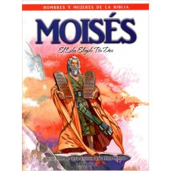 Spaans, Kinderbijbelboek, Mozes, Anne de Graaf