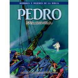 Spaans, Kinderbijbelboek, Petrus, Anne de Graaf