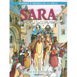 Spaans, Kinderbijbelboek, Sara, Anne de Graaf