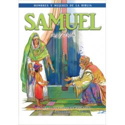 Spaans, Kinderbijbelboek, Samuel, Anne de Graaf