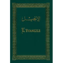 Arabisch-Frans, Nieuw Testament, GNA, Medium formaat, Soepele kaft