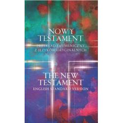 Pools-Engels, Nieuw Testament, Groot formaat, Harde kaft