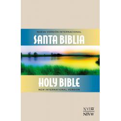 Spaans-Engels, Bijbel, NVI-NIV, Groot formaat, Paperback