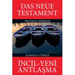 Turks- Duits, Nieuw Testament, Medium formaat, Paperback, Meertalig
