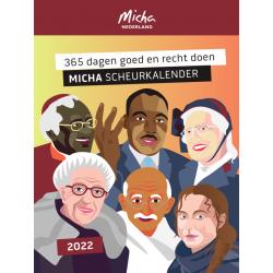 Nederlands, Micha Scheurkalender, 2022