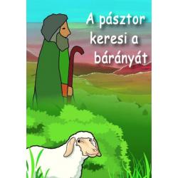 Hongaars, Kindertraktaat, De Herder zoekt zijn schaap