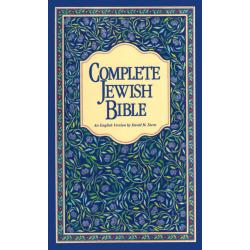 Engels, Bijbel, Jewish, Groot formaat, Harde kaft