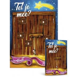 Nederlands, Kalender, Advent, Tel je mee?