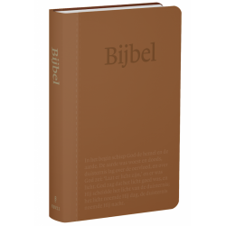 Nederlands, Bijbel, NBV21, Klein formaat, Flexibele kaft