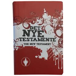 Noors-Engels, Nieuw Testament, Klein formaat, Soepele kaft
