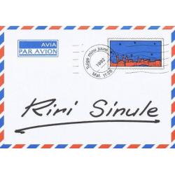 Estlands, Brochure, Een brief voor jou!