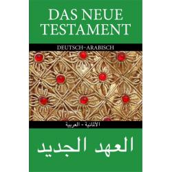 Arabisch, Bijbelgedeelte, Nieuw Testament, Arabisch - Duits, New van Dyck - Elberfelder vertaling, Paperback