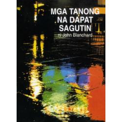 Tagalog, Brochure, Levensbelangrijke vragen, J. Blanchard