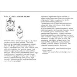 Folder over het Paasevangelie, Turks