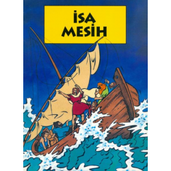 Turks, Kinderdstripbijbel, Jezus Messias, Willem de Vink