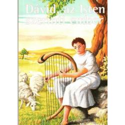 Kinderboekje over David, Hongaars