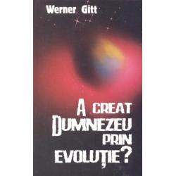 Schuff Gott Durch Evolution