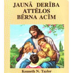 Kinderbijbel, Nieuwe Testament, Lets