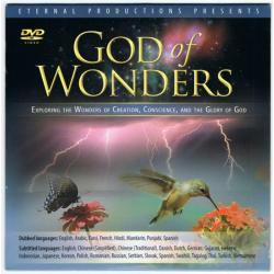 Arabisch, DVD, God of wonders, Meertalig