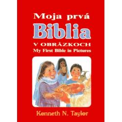 Slowaaks- Engels, Mijn eerste Bijbel, K.N. Taylor