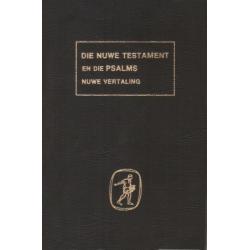 Afrikaans, Bijbelgedeelte, Nieuw Testament met Psalmen, Nuwe vertaling, Klein formaat, Soepele kaft