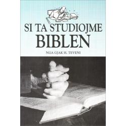 Albanees, Bijbelstudie, Aan het werk met de Bijbel , J.H. Teeuwen