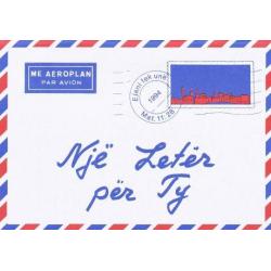Albanees, Brochure, Een brief voor jou