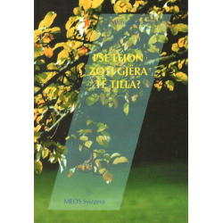 Albanees, Brochure, Waarom zwijgt God?, W. Busch