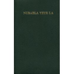 Ewe, Nieuwe Testament, Medium formaat, Soepele kaft