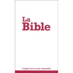 Frans, Bijbel, Louis Segond 21, Groot formaat, Paperback